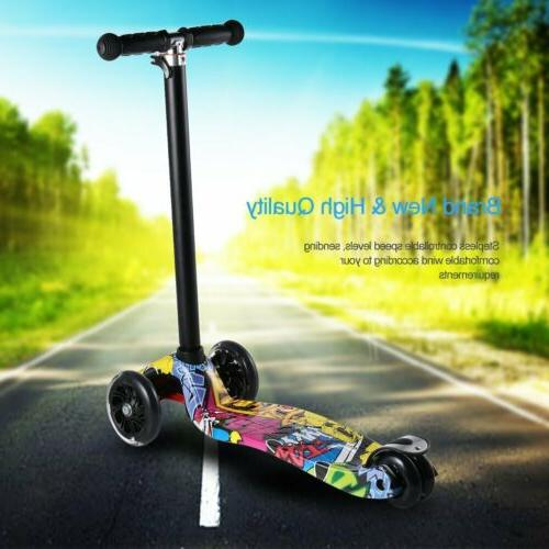 Scooter Deluxe Aluminum 2 Glider