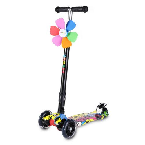 4 Kick Scooter Child Adjustable Height