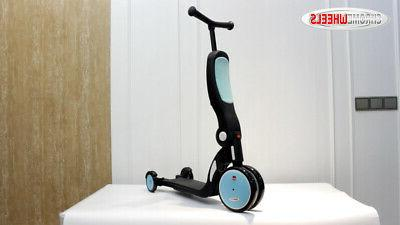 ChromeWheels Scooter for Kids, Transforming Kick Scooters