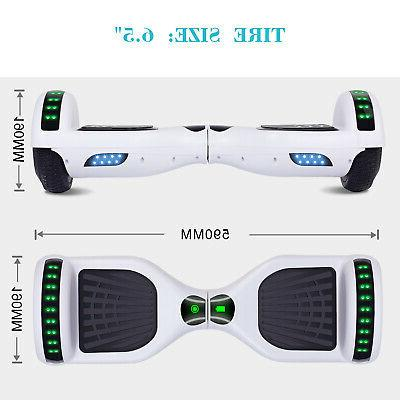 """6.5"""" Hoverboard Electric Self Light"""