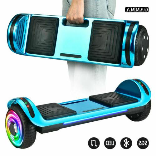 """6.5"""" Electric Self Scooter Board Nobag"""