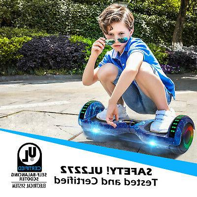 """6.5"""" Bluetooth Hoverboard Self Without"""