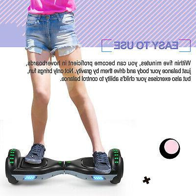 "6.5"" Hoverboard Electric Self Balancing Scooter"