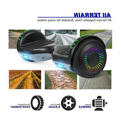 "6.5"" Hoverboard Self Balancing UL2272 No Bag"