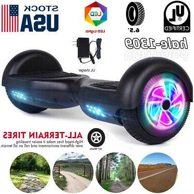 6 5 led hoverboard smart wheel electric