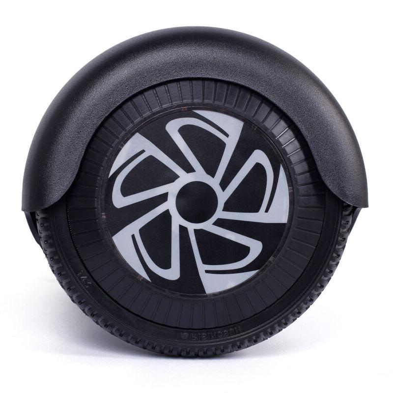 "6.5"" Wheels Hoverheart Hoover Chrome Self Balancing"