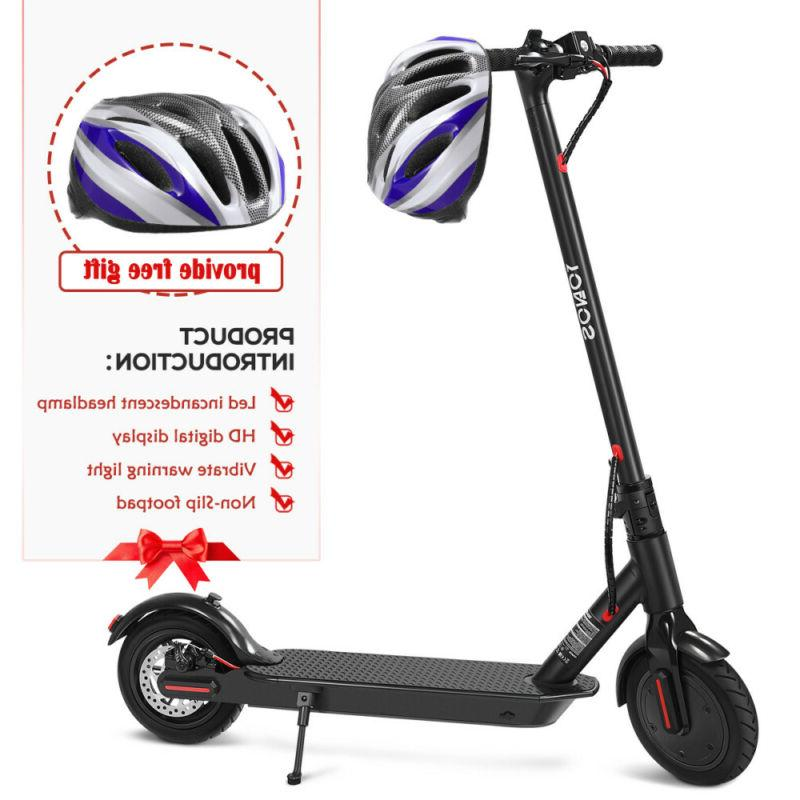 "8.5"" 350W Folding Wheels Scooter Riding"