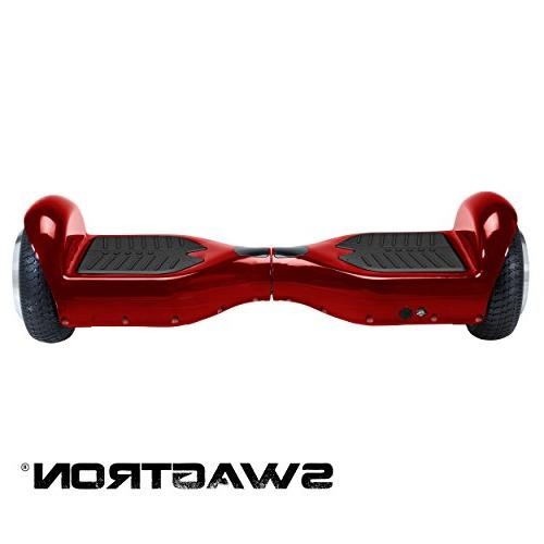 Swagtron™ - Scooter - Red