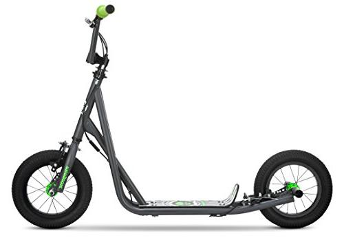 Mongoose Tire Scooter, Grey
