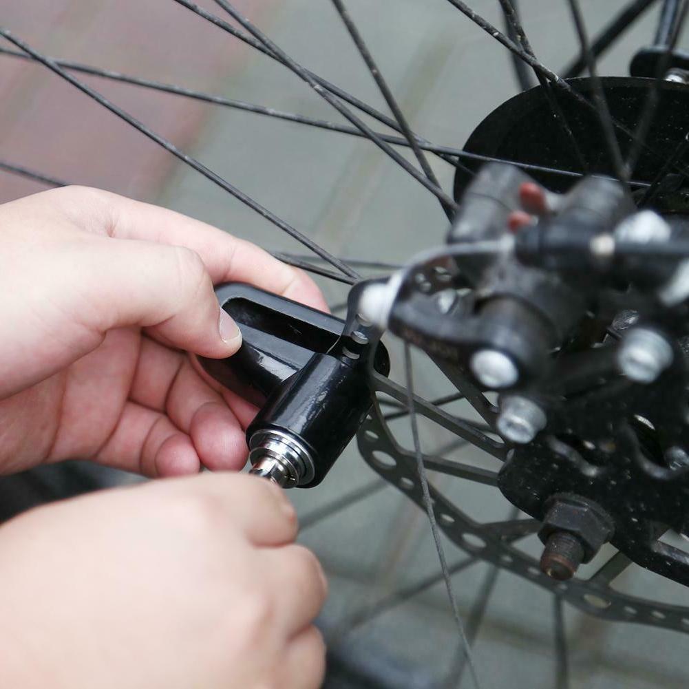 Anti-theft Lock Security Bicycle