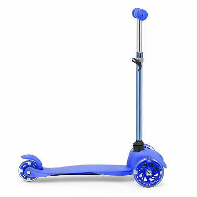 BCP Kick Scooter Toy Light-Up Adjustable T-Bar