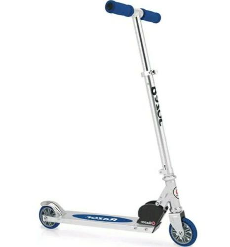 blue scooter brand new fast shipping