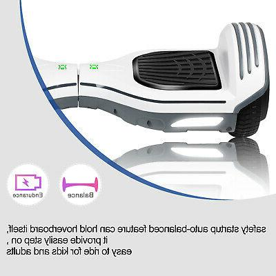 Bluetooth Hoverboard Electric Self Balancing Scooter Scooters