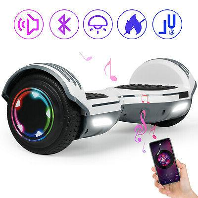 Bluetooth Hoverboard Electric Scooters