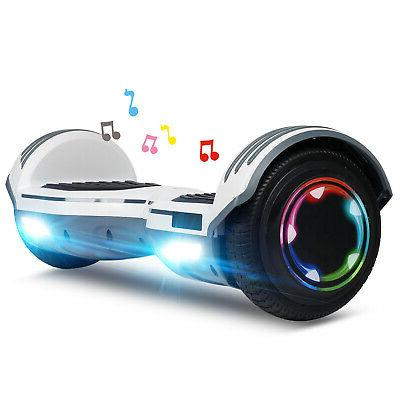 Bluetooth Hoverboard Electric Self Balancing UL Scooters Hoverkart