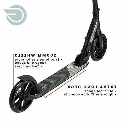 CITYGLIDE C200 Scooter for Foldable Lightweight