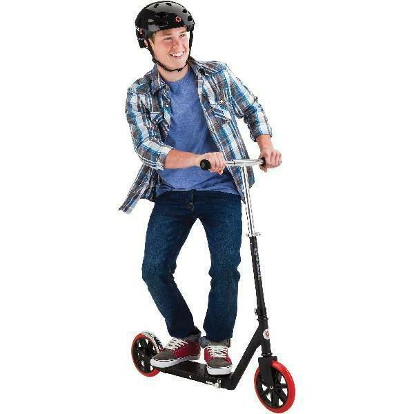 Edition Scooter Black/Red
