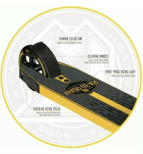 Madd CARVE Gold/Black– Ages 220lbs