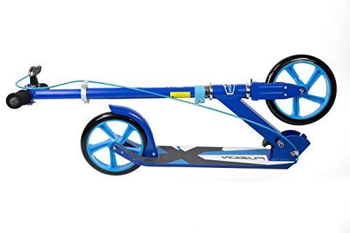Kick - Folds Adjustable Handle Bars Smooth Fast Ride