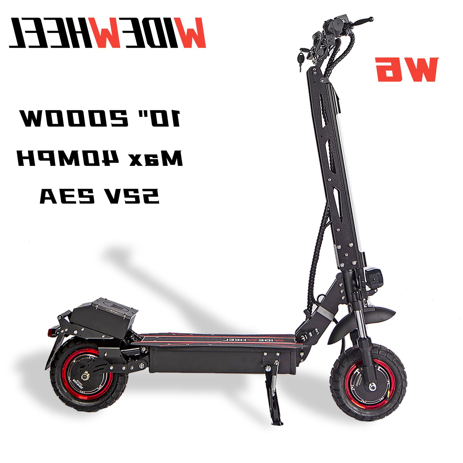 d6 electric scooter 2000w adult 10 max