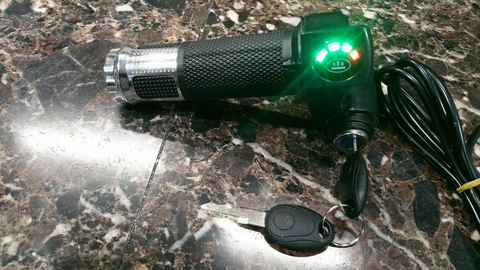 Razor Quad Kit 36v Overvolt FAST Controller and