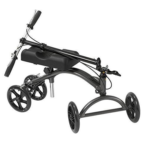 Drive Steerable Walker Crutch Alternative
