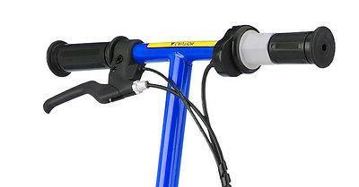 Razor E100 Motorized Volt Rechargeable Electric Kids Blue