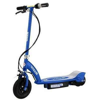 e100 motorized rechargeable electric power