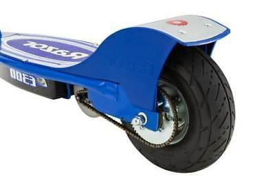 Razor Adult High-Torque Electric Power Helmet & Pads, Blue
