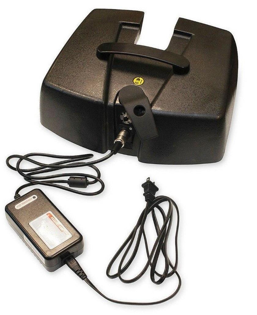 eWheels Electric Mobility 4 Wheel Black EW-M34 TAX