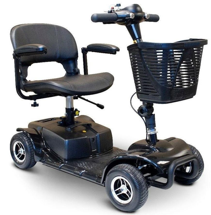 eWheels Electric Portable Medical Black