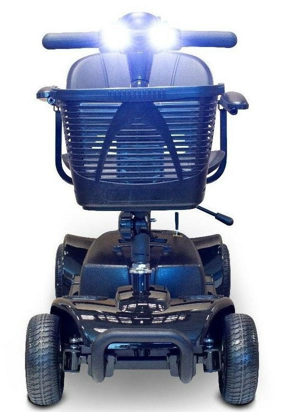 eWheels Mobility Scooter Black EW-M34