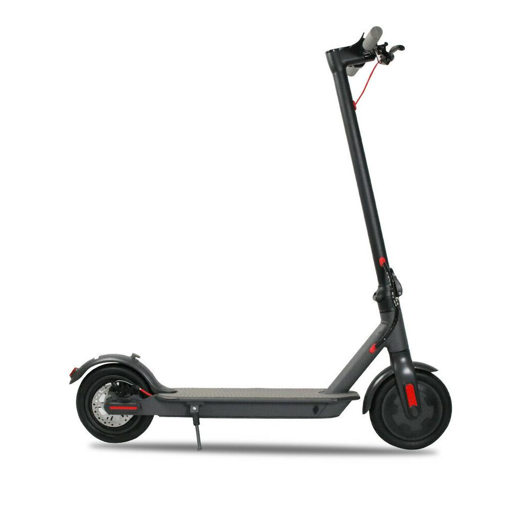 Electric E-Scooter Speed