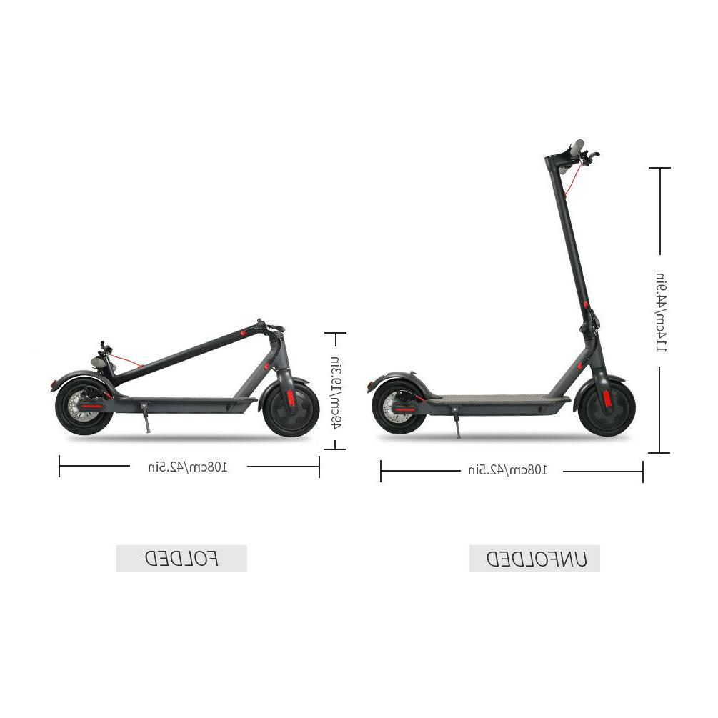 Electric E-Scooter Motor Speed