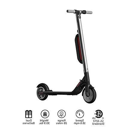 Segway - Ninebot High Foldable Electric 28 mph Control, Connectivity