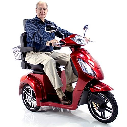 EWHEELS Adults with RED, Challenger Cover