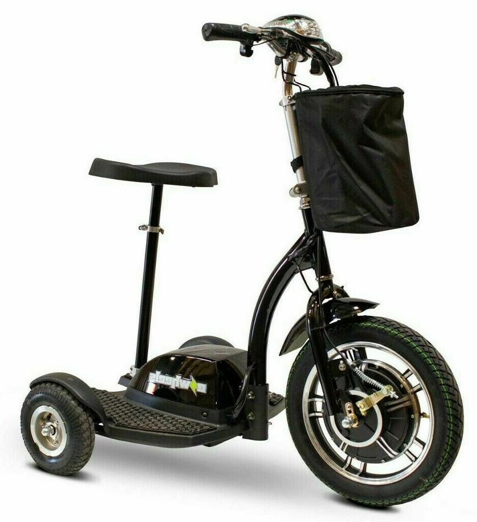 eWheels EW-18 Wheel Scooter or Stand 350W