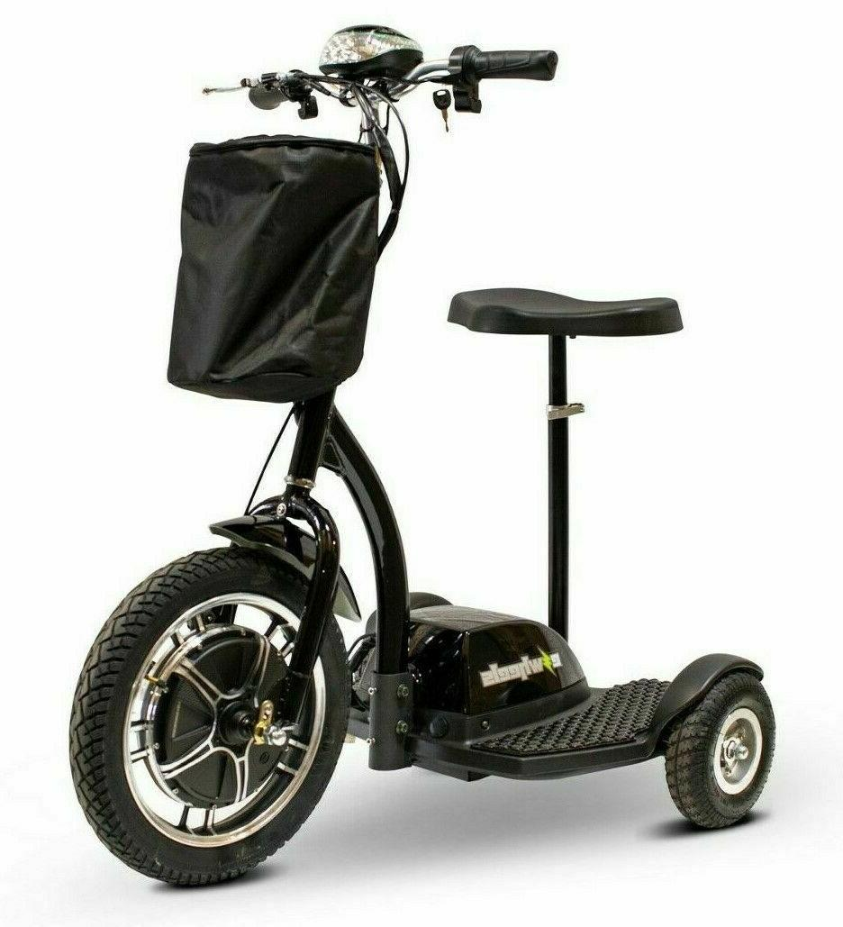 eWheels Electric Wheel or Black