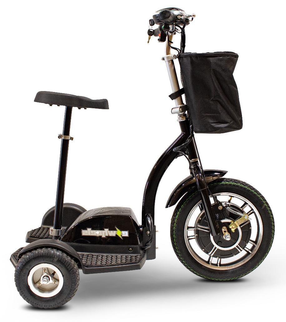 ew 18 electric 3 wheel mobility scooter