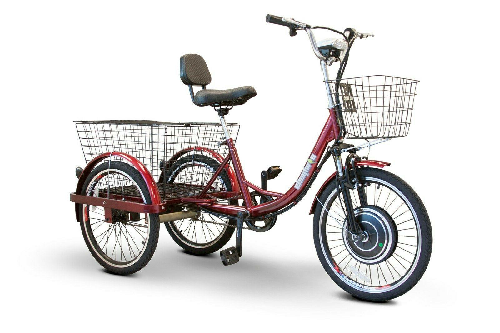 ew 29 electric trike scooter