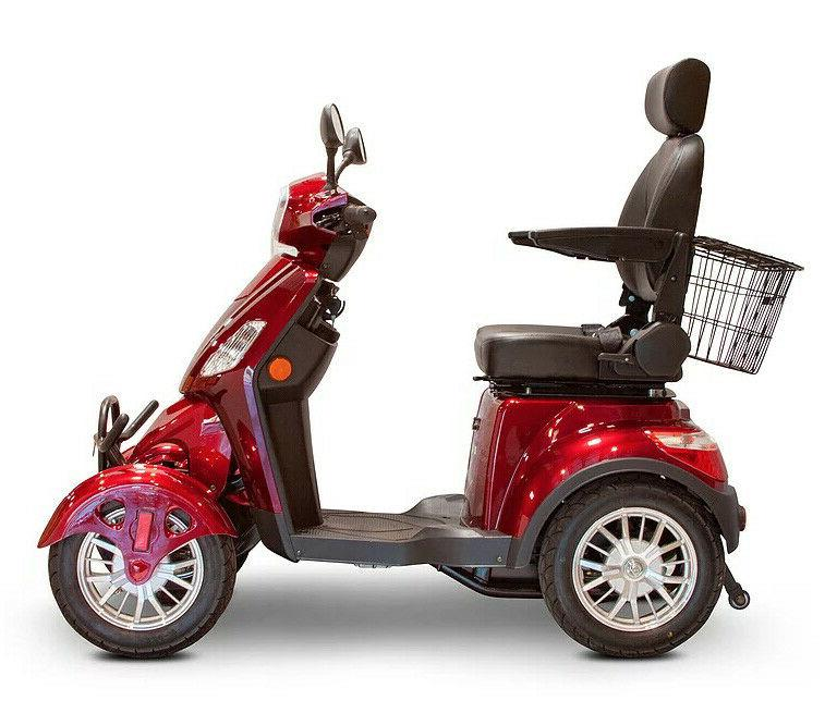 eWheels Scooter mi Captain Seat Road