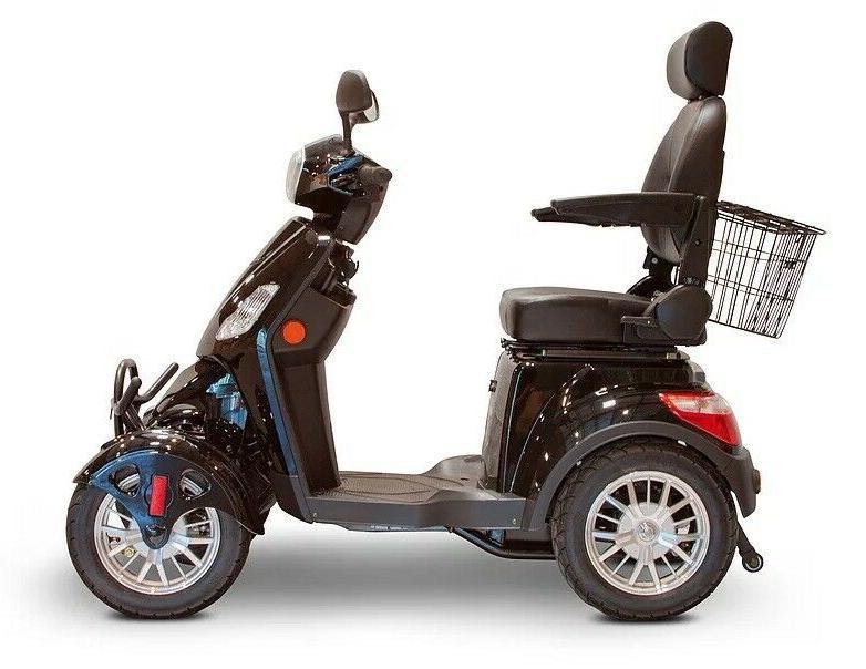 eWheels EW-46 Mobility Scooter 13mph Captain Road