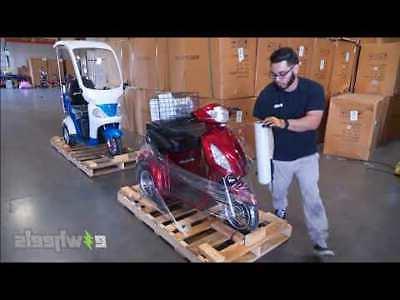 EWheels - EW-M35 Four Scooter