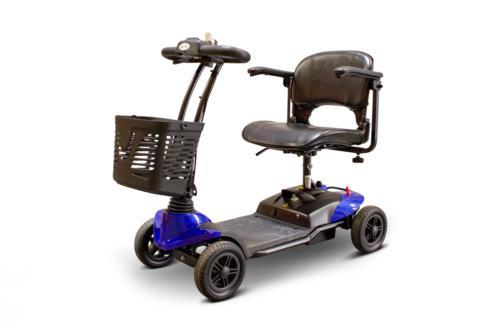 ew m35 lightweight four wheel scooter