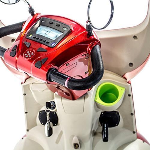 EWHEELS Heavy Duty Scooter Solid