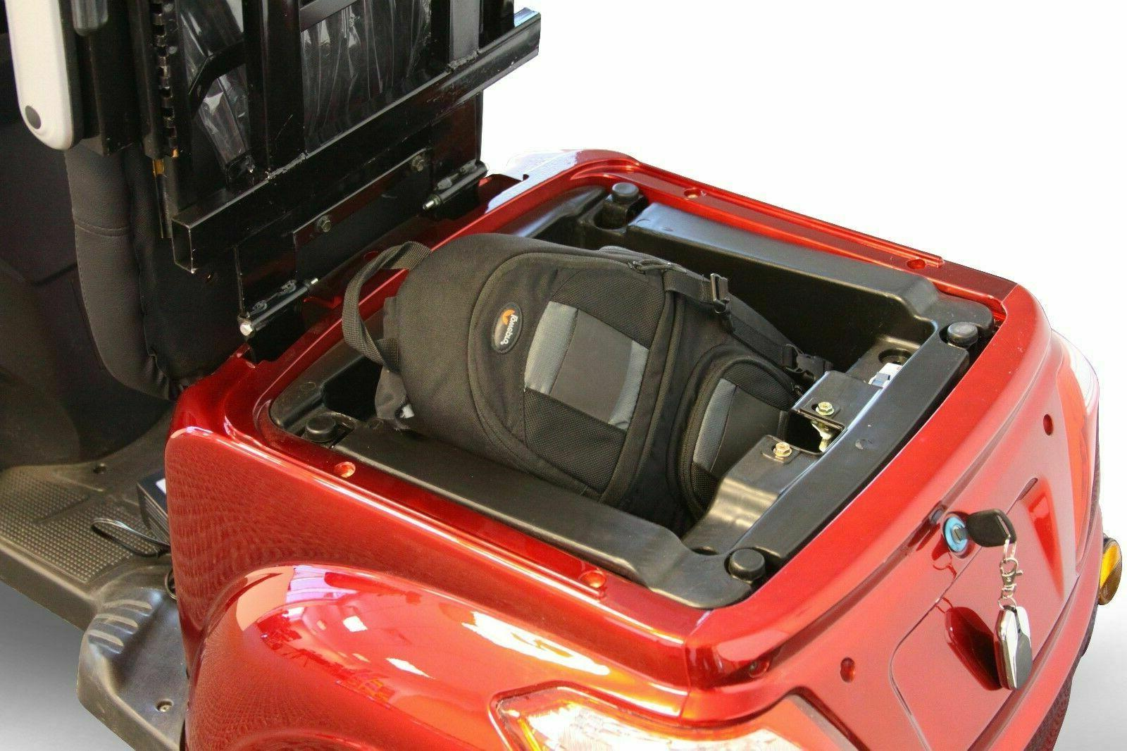 eWheels Electric Mobility - Heavy Duty 15mph - 43 Mile range