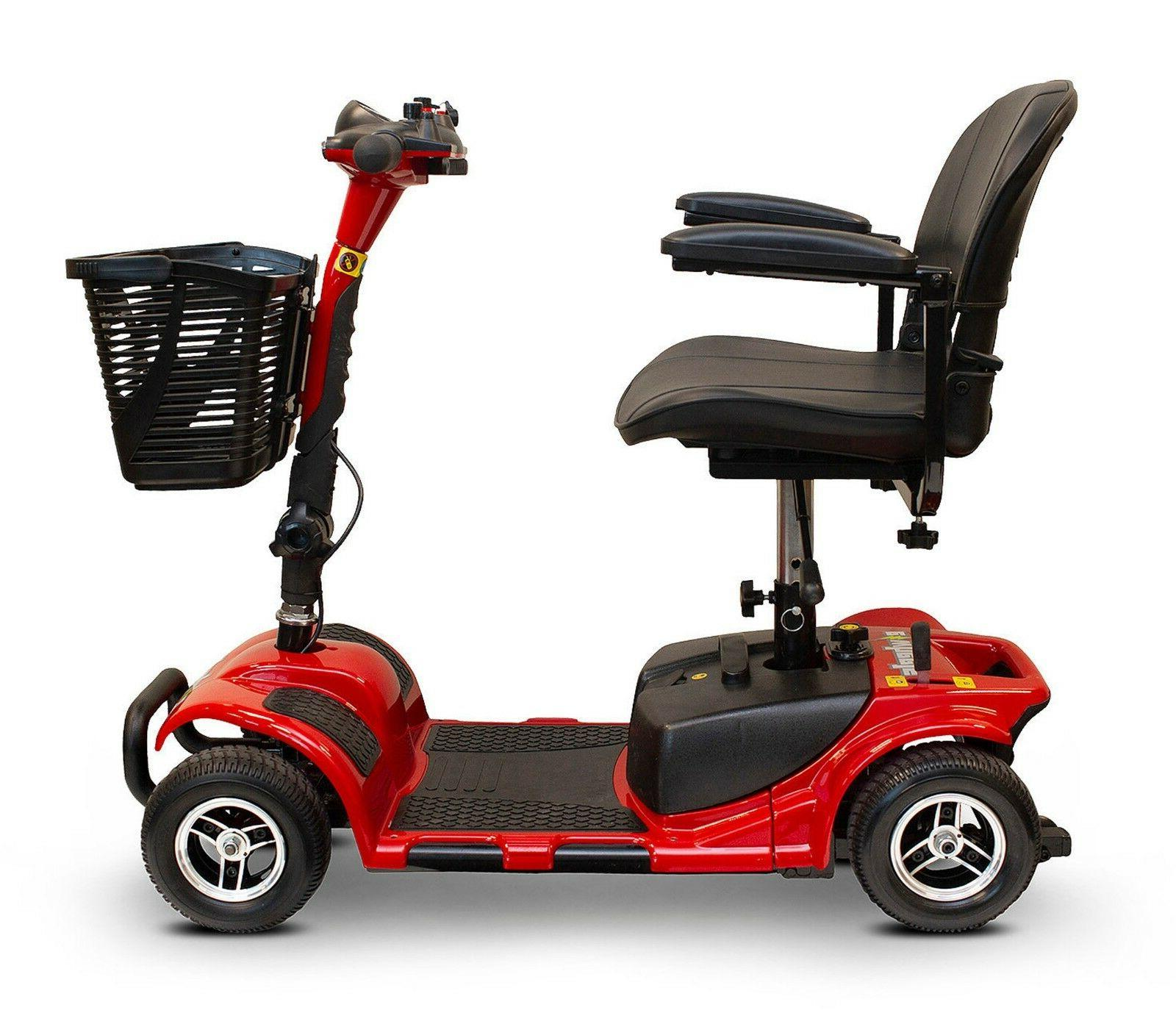 EWheels EW-M34 4 Wheel Mobility Easy Transport,