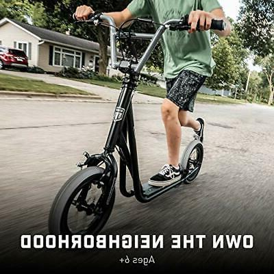 Mongoose Rear Axle Inflatable Wheels
