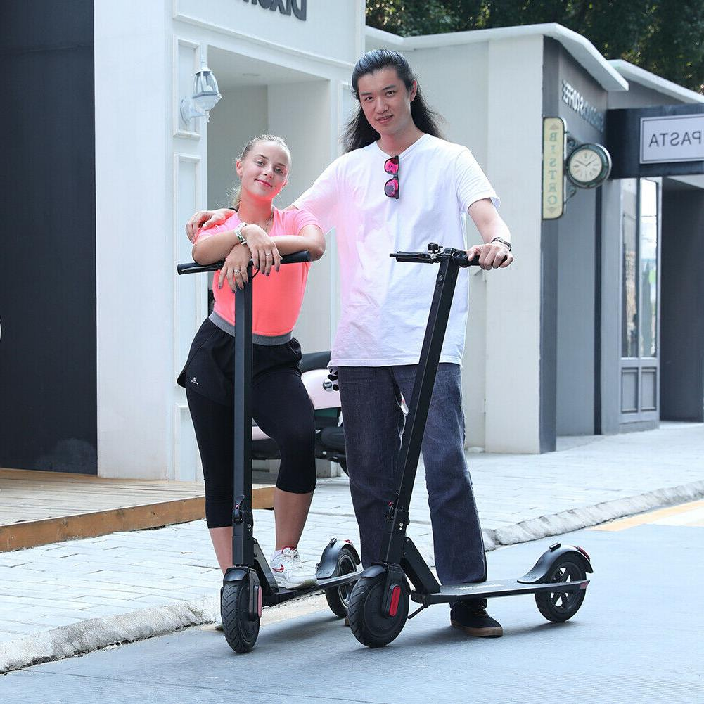 Megawheels New Electric Scooter 250W Ultralight Skateboard F