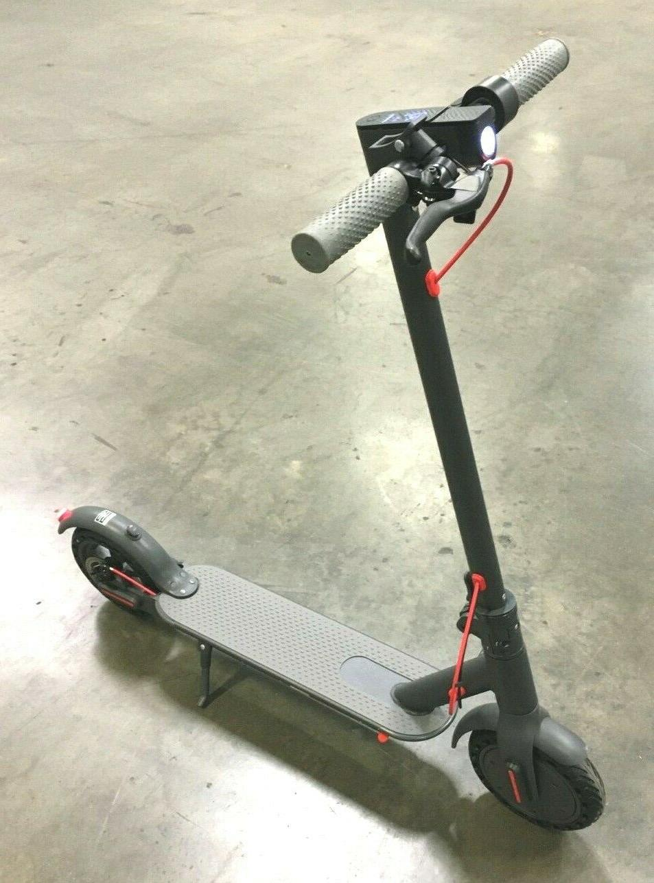 FREE SHIPPING - 350W Electric Scooter Commuting Folding Elec